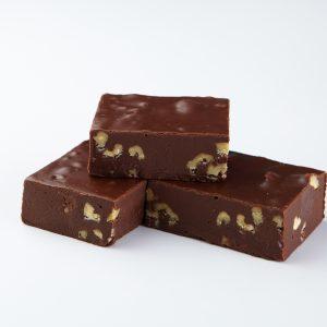 Chocolate Walnut Fudge Minnesota