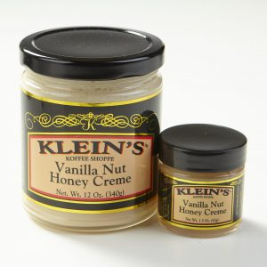 Vanilla Nut Honey Creme Preserves Minnesota