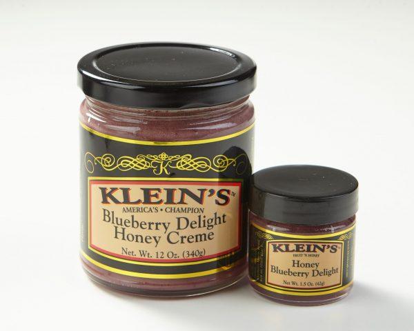 Blueberry Delight Honey Creme Preserves Minnesota