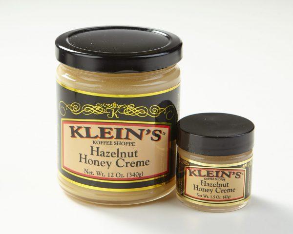Hazelnut Honey Creme Preserves Minnesota