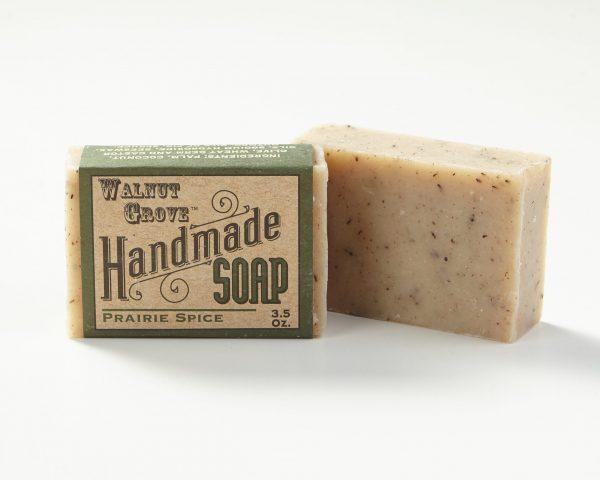 Prairie Spice Handmade Soap Minnesota