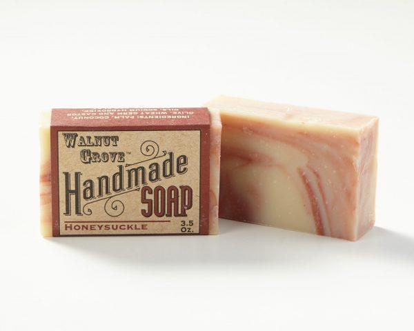 Honeysuckle Handmade Soap Minnesota