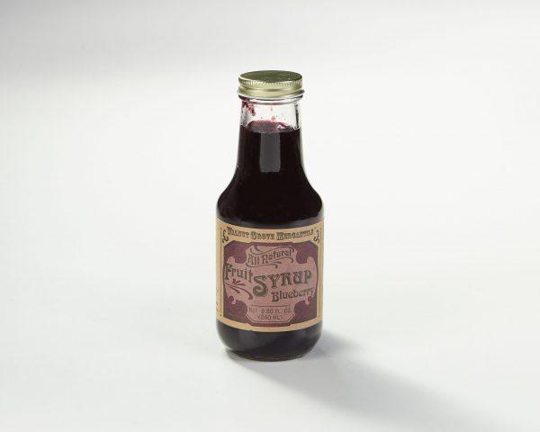 Blueberry Fruit Syrup Minnesota