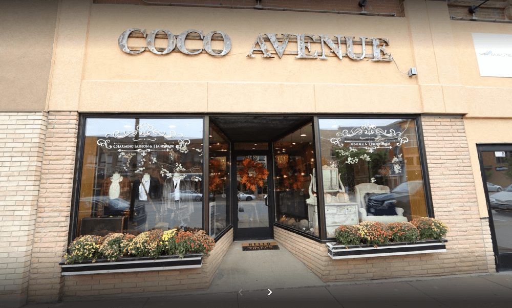 Coco Avenue Shopping in Marshall, MN